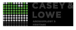 Casey & Lowe footer Logo